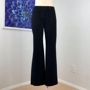 Eileen Fisher Stretch Ponte Black Pants